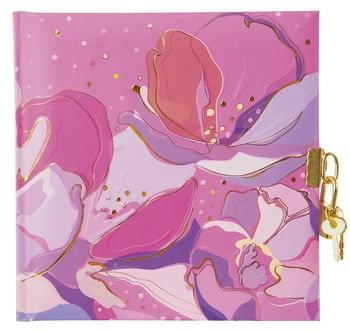 Tagebuch Ballerina 16,5 x 16,5 cm