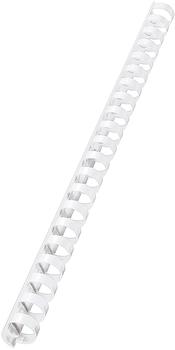 8 mm Kunststoff A4 Leitz 35041 Plastikbinderücken 100 Stück,... 45 Blatt