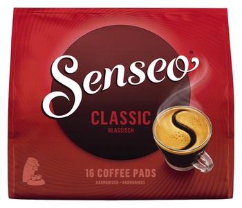 Senseo Classic 16 Kaffeepads Ps Handelshaus