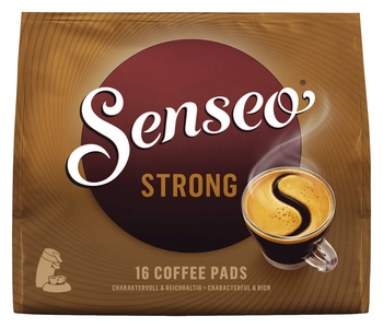 Senseo Strong 16 Kaffeepads David Jelinek Alles Für Ihr