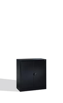 Cp Universal Stahl Flugelturenschrank Mit 1 Fachboden Anthrazit