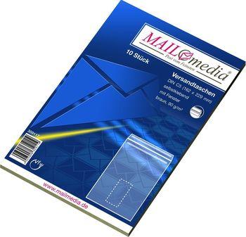 Mailmedia Versandtaschen Recycling C5 Mit Fenster