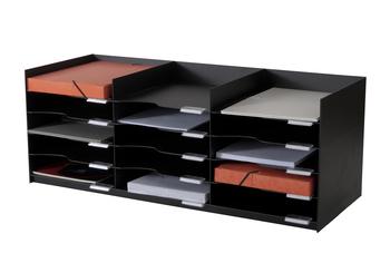 Paperflow Formularbox Für Rolladenschrank Easyoffice Schwarz