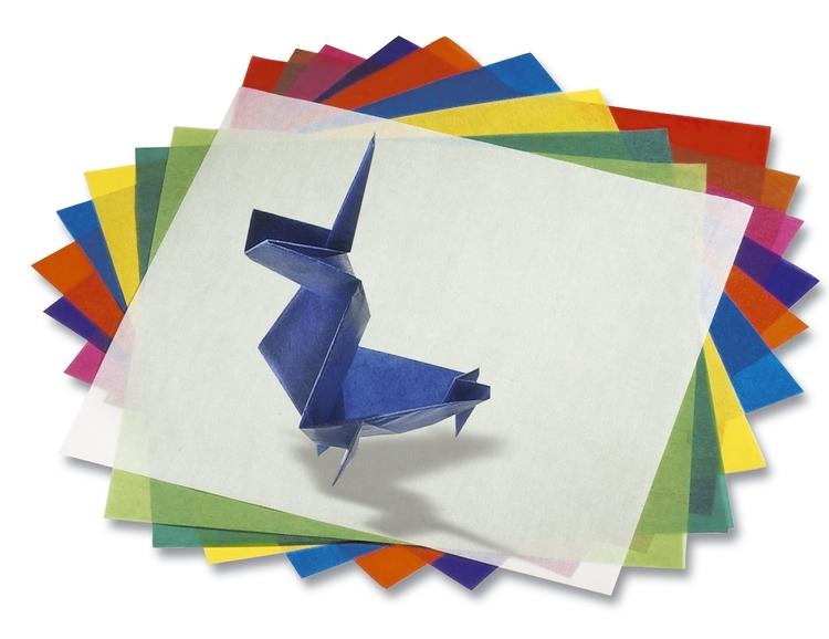 Folia Transparentpapier 42 g//m² 100 Bogen gerollt 50 x 70 cm