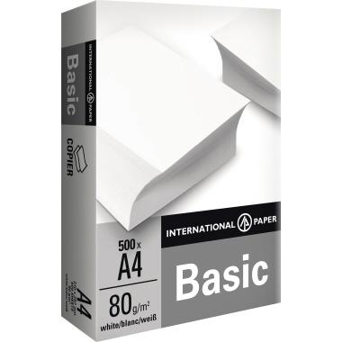 Kopierpapier A4 500BL 80g ws