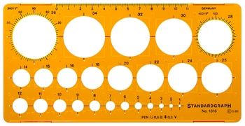 Elektro Standardgraph Schulwinkel