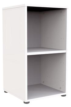 Welle Möbel KYRO Regal - 1 Boden, 4 Gleiter, 40 x 73,5 x 40 cm ...