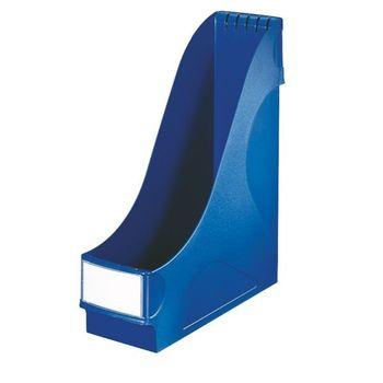 Leitz 2425 Stehsammler Extrabreit A4 Kunststoff Blau Biener